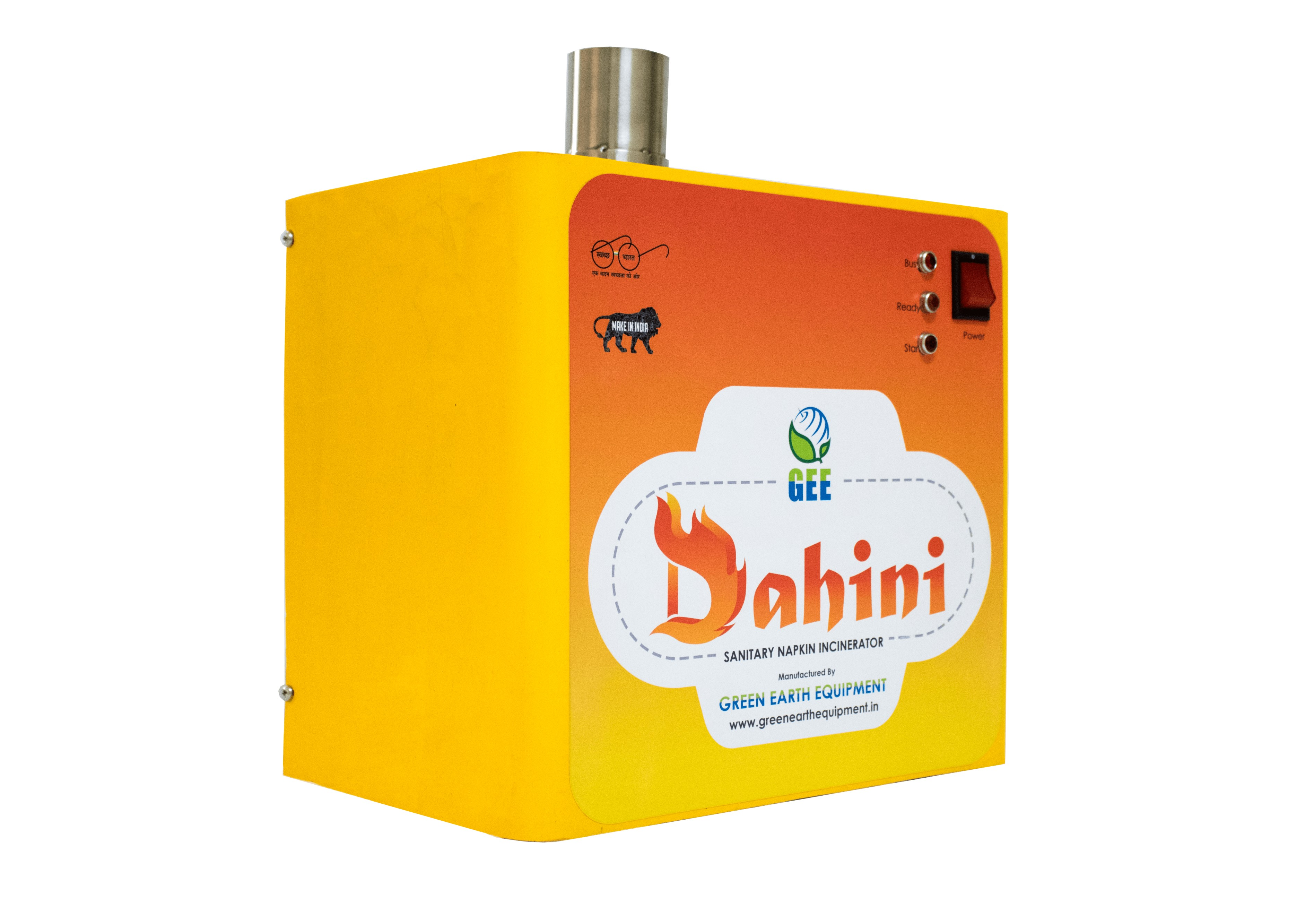 Dahini - A Sustainable Solution to Sanitary Waste